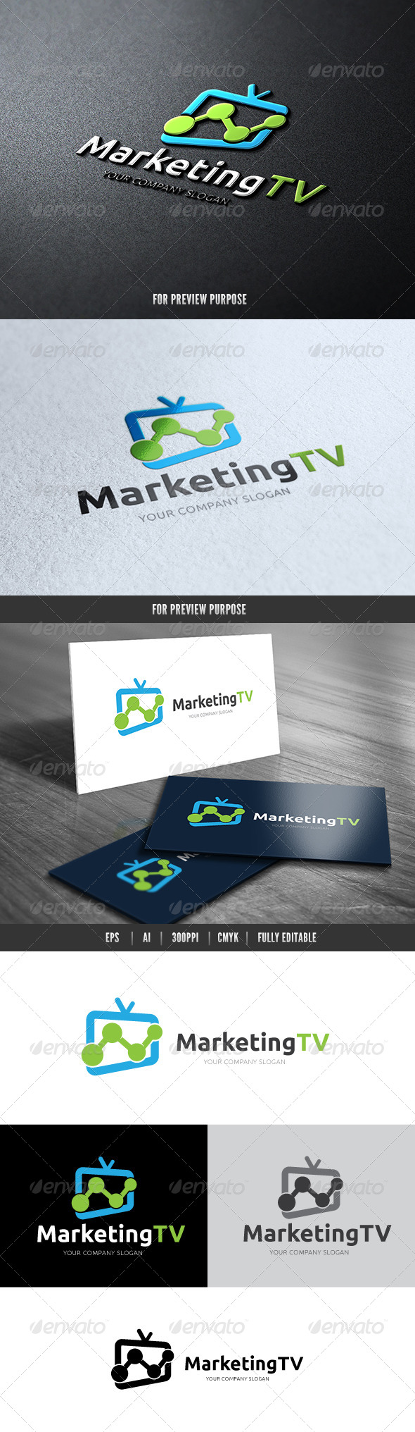 Marketing TV