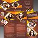 Parlor Tri Fold Brochure - GraphicRiver Item for Sale