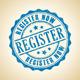 Register Stamp - GraphicRiver Item for Sale