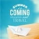 Summer Background with Text - GraphicRiver Item for Sale