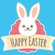 Easter Badges - GraphicRiver Item for Sale