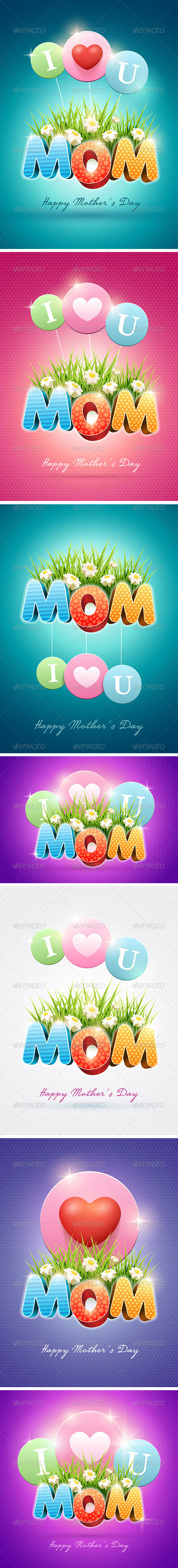 Mother's Day Design Collection