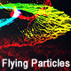 Flying Particles - VideoHive Item for Sale