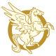 Pegasus Power Logo Template - GraphicRiver Item for Sale
