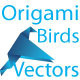 Origami Birds Pack - GraphicRiver Item for Sale