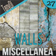 Wall Texture Miscellanea | Bundle - GraphicRiver Item for Sale