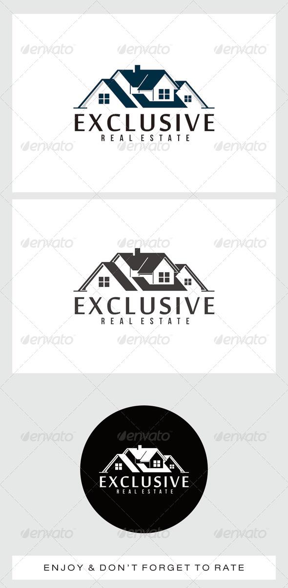 Exclusive Real Estate Logo