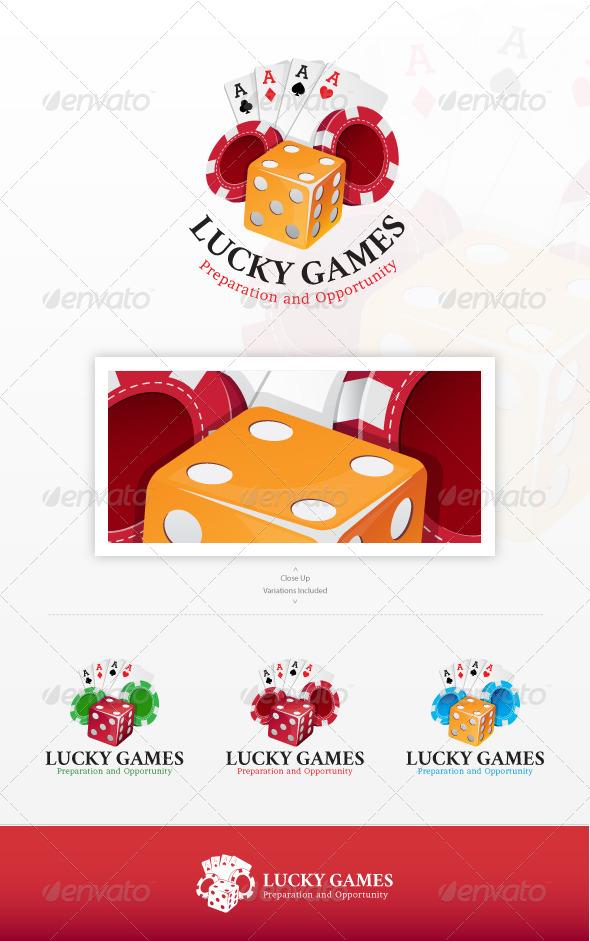 Lucky Games Logo