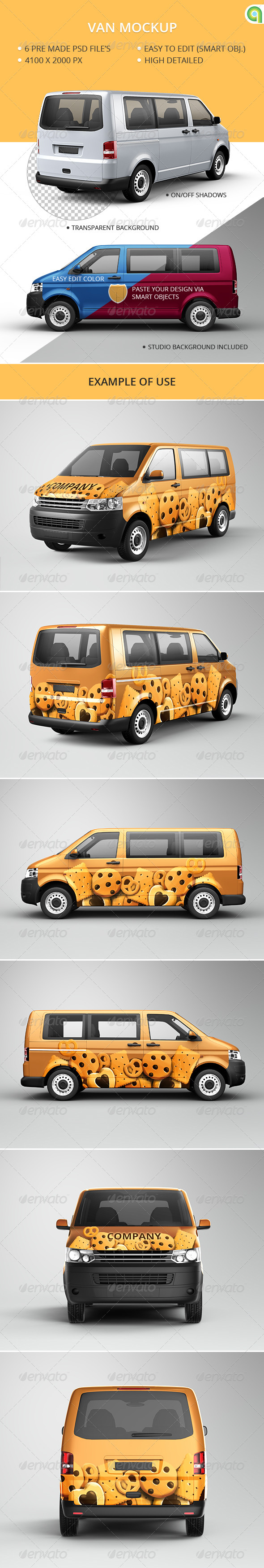 Vehicle Graphics, Designs & Templates from GraphicRiver