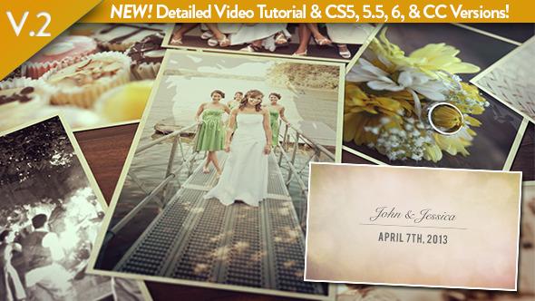 Wedding Photos Slideshow