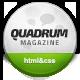 Quadrum - Multipurpose News&Magazine HTML Template - ThemeForest Item for Sale