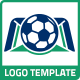Soccer Goal Logo - GraphicRiver Item for Sale
