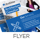 Architecture Consultant Flyer - GraphicRiver Item for Sale