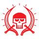 Skull Pirate Logo Template - GraphicRiver Item for Sale