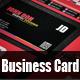 Creative Business Card v17 - GraphicRiver Item for Sale