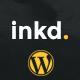 Inkd. Tattoo Studio One-Page Wordpress Theme - ThemeForest Item for Sale