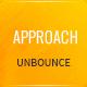 Approach - Lead Gen Unbounce Template - ThemeForest Item for Sale