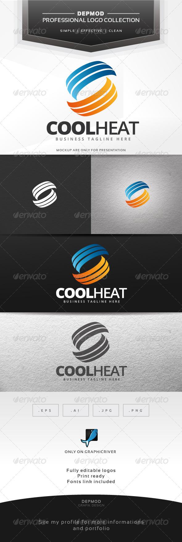 Cool Heat Logo