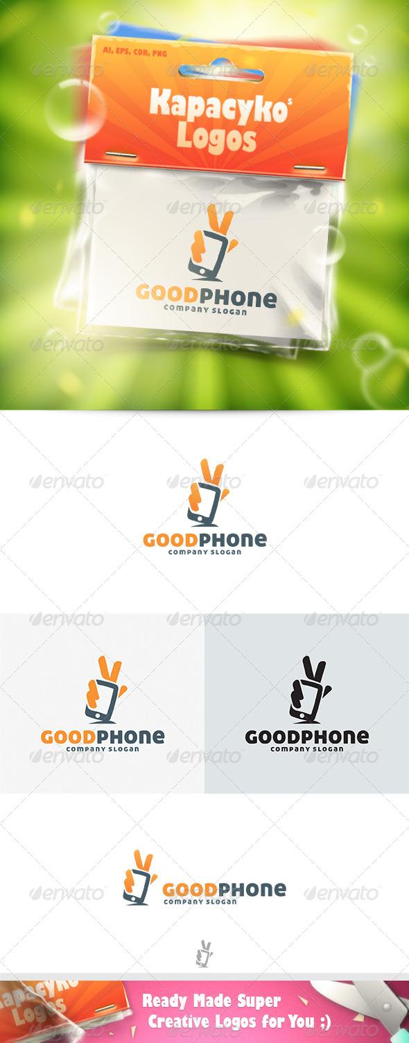 Good Phone Logo