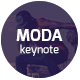 Moda - Modern Keynote Template - GraphicRiver Item for Sale
