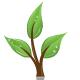 Green leaf symbols - GraphicRiver Item for Sale