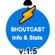 Shoutcast Info & Stats (v1.5) - CodeCanyon Item for Sale