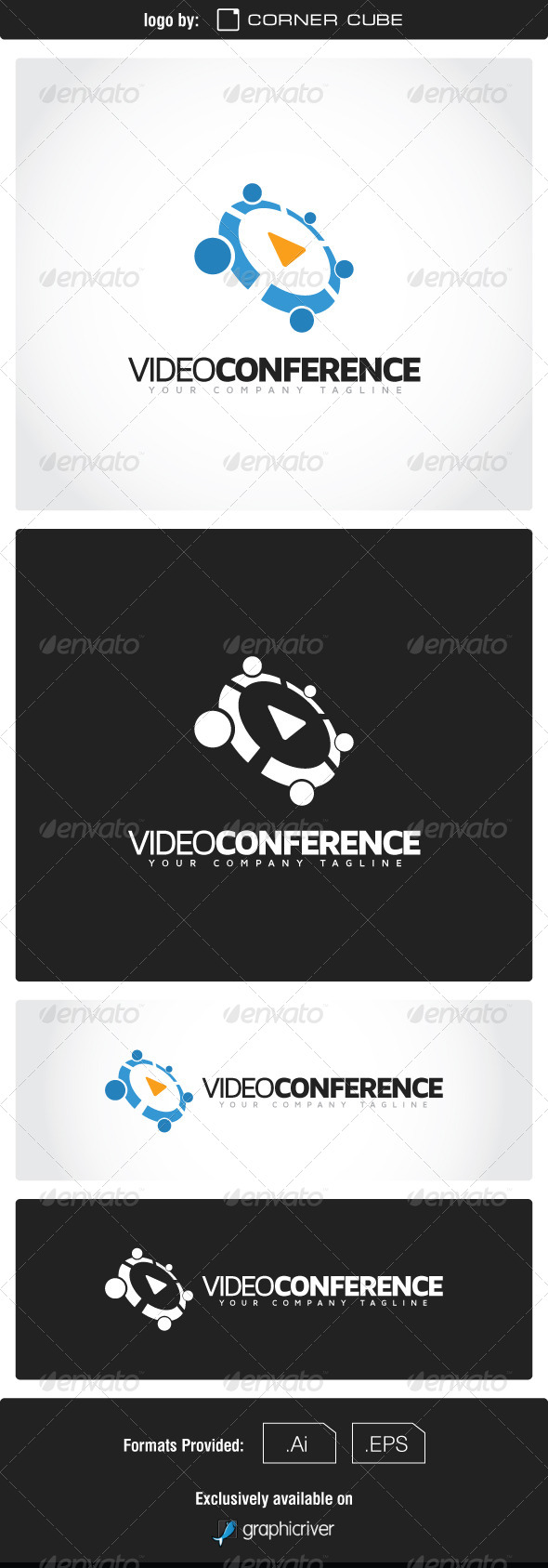 Video Conference Logo
