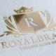 Royal Brand Logo - GraphicRiver Item for Sale