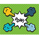 Comic Pow Explosion - GraphicRiver Item for Sale