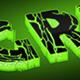 3D Light Text Photoshop Action - GraphicRiver Item for Sale