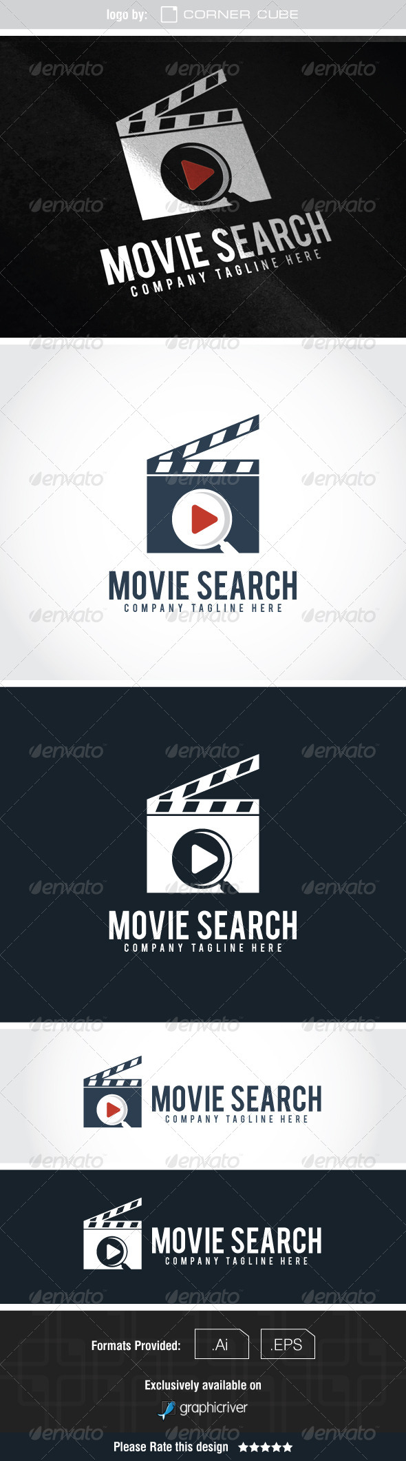 Movie Search Logo