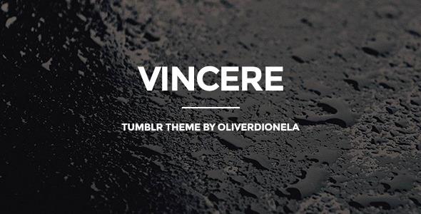 Vincere Business Tumblr Theme