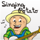 Singing Potato - GraphicRiver Item for Sale