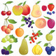 Fruit Icon Set - GraphicRiver Item for Sale