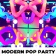 Modern Pop Party - VideoHive Item for Sale
