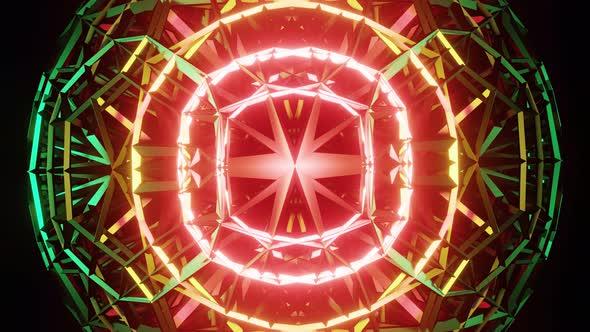 Sci Fi Futuristic Sphere 4K