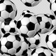 Soccer Ball Transition Ver 2 – Black and White - VideoHive Item for Sale