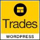 Trades - Multi-Purpose Business WordPress Theme - ThemeForest Item for Sale
