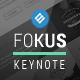 Vision & Targets - Modern Keynote Template - GraphicRiver Item for Sale