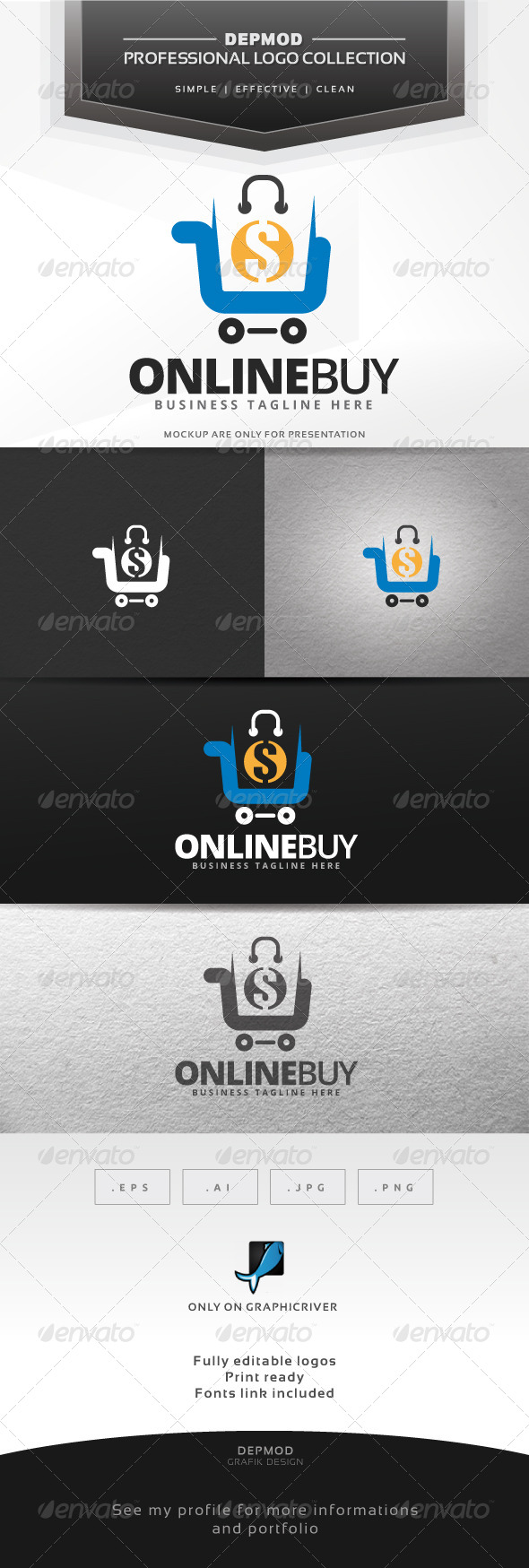 Online Buy V.02 Logo