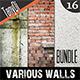 Various Walls | Bundle - GraphicRiver Item for Sale