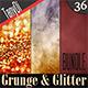 Grunge & Glitter Backgrounds | Bundle - GraphicRiver Item for Sale