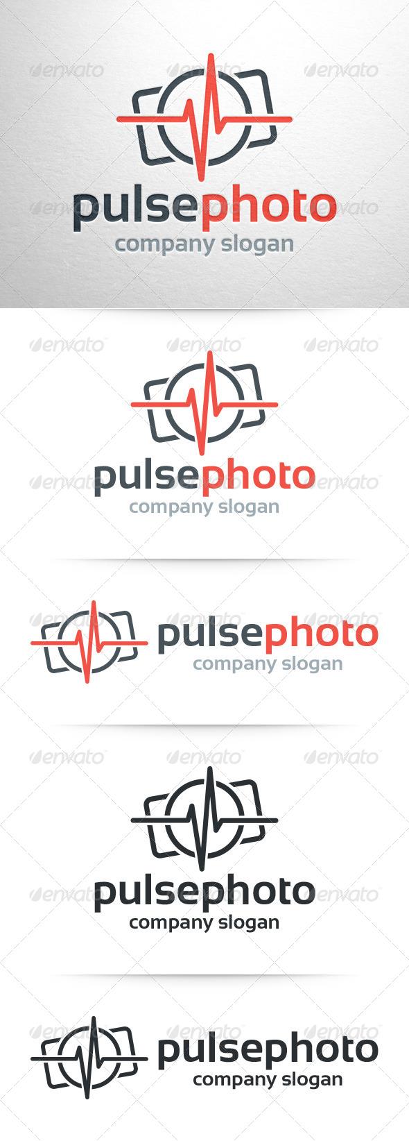 Pulse Photography Logo