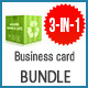 Corporate Business Card Bundle - GraphicRiver Item for Sale