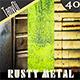 Rusty Metal Texture Miscellanea | Bundle - GraphicRiver Item for Sale