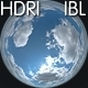 HDRI IBL 1117 Blue Cloudy Sky - 3DOcean Item for Sale