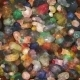 Seamless Pattern of Pebbly Stones - GraphicRiver Item for Sale