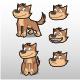 Dog Illustration - GraphicRiver Item for Sale