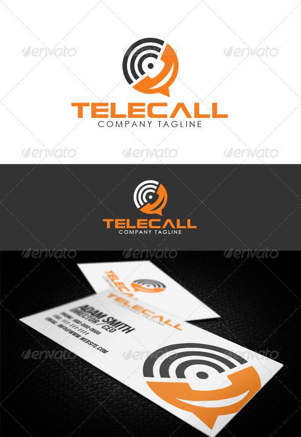 Telecall Logo