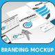 Modern Corporate Identity Mockup - GraphicRiver Item for Sale